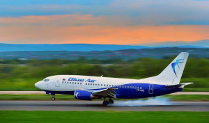 aeronava Blue Air111111