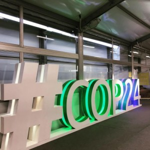 Logo COP 24 Cover