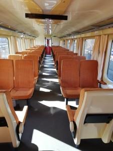 vagon modernizat